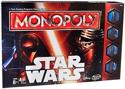Magic The Gathering Star War Monopoly - Italiano Italian