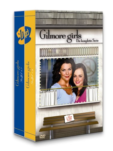 Gilmore Girls - Die komplette Serie [42 DVDs]