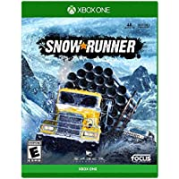 Snowrunner for Xbox One by Maximum Games Store