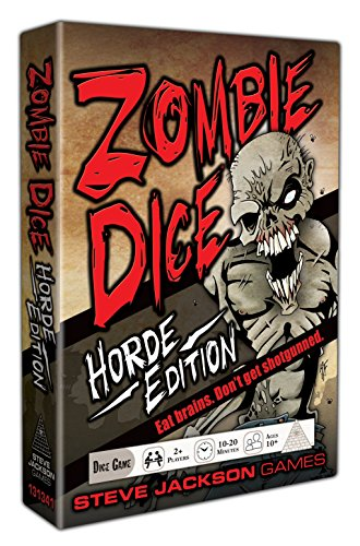 Munchkin Zombie Dice Horde Edition - English