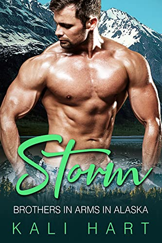 Storm: A Mountain Man Curvy Woman Romance (Brothers in Arms in Alaska Book 7)