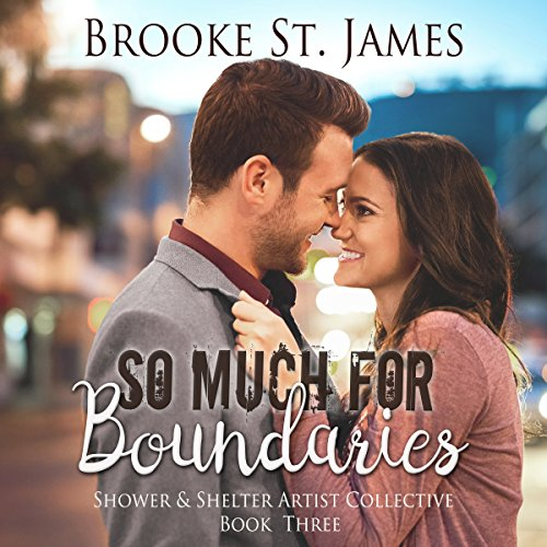 So Much for Boundaries audiobook cover art