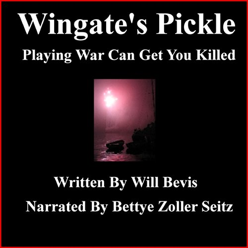 Wingate's Pickle audiobook cover art