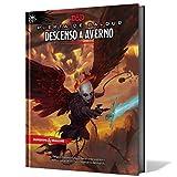 Edge Entertaiment España- D&D - Descenso a Averno - Juego de rol, Color...