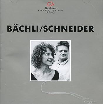 Vierteltonduo: Bächli & Schneider
