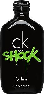 Ck One Shock For Him By Calvin Klein Eau De Toilette, 200 ml