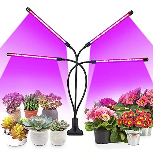 Brizled Plant Grow Lights, 72 LED Plant Lights, Grow Light 3...