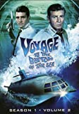 Voyage to the Bottom of the Sea - Season One, Volume Two [DVD] NEW!