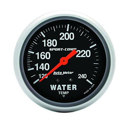 Auto Meter 3432 Engine Coolant Temperature Gauge