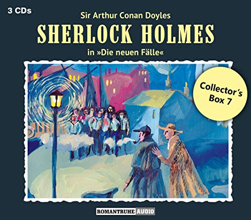 Die Neuen Fälle: Collector'S Box 7 (3cd)
