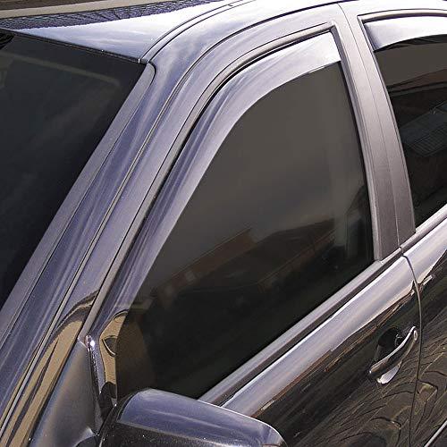 ClimAir 3982 Dark Fenstervisier dunkel Mazda CX5 KF 5-Türer 2017, Schwarz