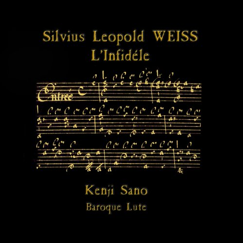 S.L.Weiss ヴァイス「不実な女 L'Infidele」