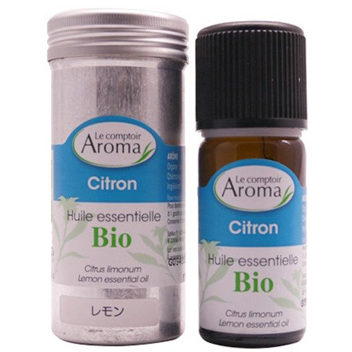 Le Comptoir Aroma-Huile Essentielle De Citron Bio le comptoir Aroma, 10 ml