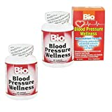 Bio Nutrition Blood Pressure 60 Tablets 2 Pack