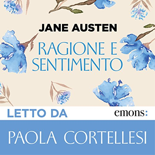 Ragione e sentimento audiobook cover art
