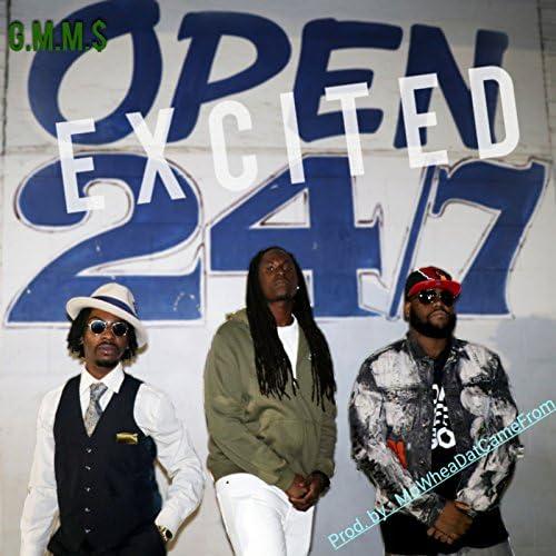 G.M.M.$ feat. Bodybag, TU & Mo Squito