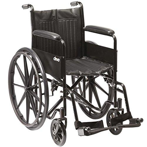 Greifreifen-Rollstuhl
