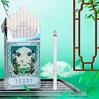 中国プエル茶 緑茶 紅茶 ジャスミン茶 烏龍茶 100%の無煙 なしニコチン 健康なお茶煙 禁煙 禁煙支援 (Puer,1 パッケージ)