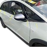 DLIGHT ホンダ フィット 四代目 GR型 2020- に対応 ウインドー ダウン モール ストライプ シルバー ガーニッシュ 10枚 ステンレススチール カバー リム