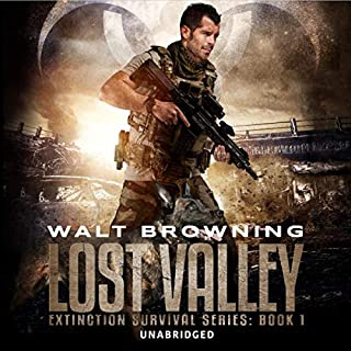 Lost Valley                   By:                                                                                                                                 Walt Browning                               Narrated by:                                                                                                                                 Bronson Pinchot                      Length: 7 hrs and 47 mins     107 ratings     Overall 4.7