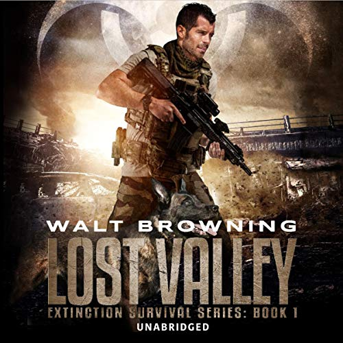 Lost Valley audiobook cover art
