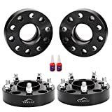 FLYCLE 1.5 inch 5x5.5 Hub Centric Wheel Spacers for 2012-2018 Ram 1500, 5 Lug 5x139.7mm Wheel Spacer for Dodge Ram 1500 with 14x1.5 Studs & 77.8mm Center Bore