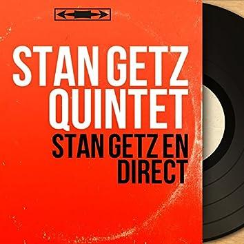 Stan Getz en direct (feat. Jimmy Raney, Al Haig, Teddy Kotick, Tiny Kahn) [Live, Mono Version]