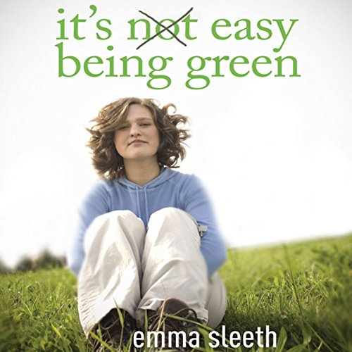 It's Easy Being Green audiobook cover art