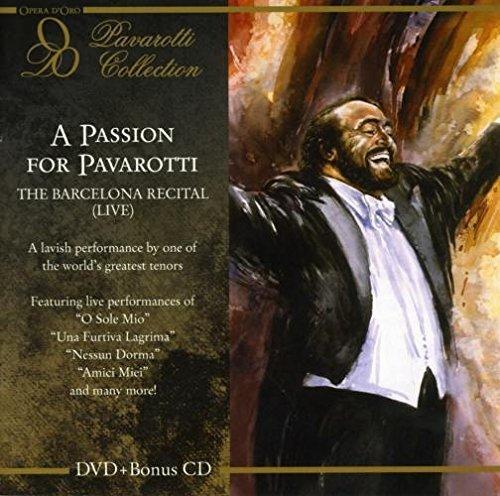 A Passion for Pavarotti: The Barcelona Recital (Live) by Luciano Pavarotti (2011-10-11)