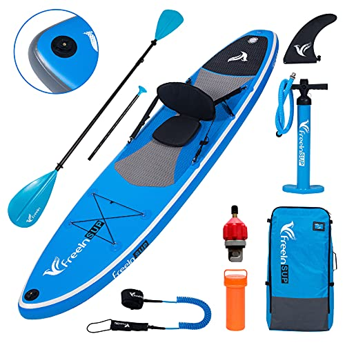 Freein Stand Up Paddle Board Kayak SUP Inflatable Stand up Paddle...