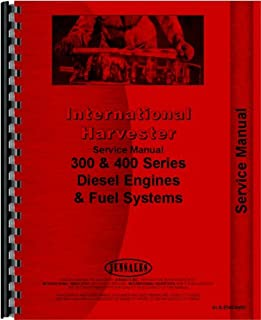 International Harvester DT466 Engine Service Manual
