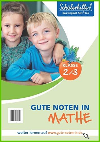 Schülerhilfe! Gute Noten in Mathe Klasse 2/3