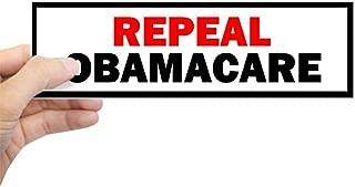CafePress Repeal Obamacare Sticker (Bumper) 10