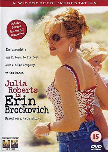 Erin Brockovich [Reino Unido] [DVD]