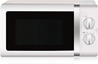 ZHANGQI MZC-2070M2-ホームミニミニメカニカルターンテーブルマイクロ波マルチファンクション、20L、1.5Cu.Ft、700W、6スピード調整、360°回転加熱、使いやすい