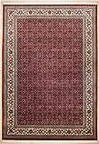 Theko Orient Teppich BIDJAR rot Grösse 70 x 140 cm - 5