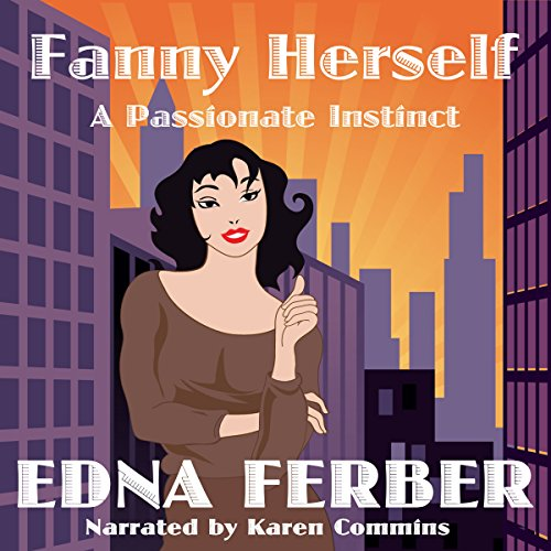Fanny Herself Audiobook By Edna Ferber cover art