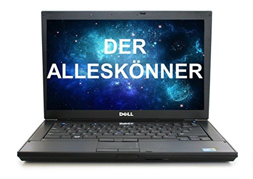Dell Latitude E6410 gebrauchtes Notebook (Core i5 2 x 2.53 GHz, 8GB RAM, 250GB HDD, WLAN, Win7 Pro)