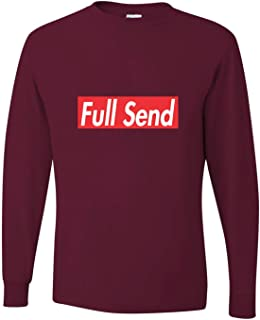 full send long sleeve