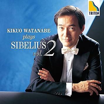 Kikuo Watanabe Plays Sibelius Vol. 2