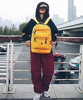 Leng QL Personality Backpacks Multifunctional Leisure Sports Large-Capacity Computer Bag Travel Backpack