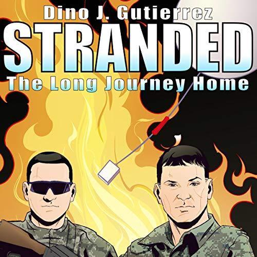 Stranded - The Long Journey Home audiobook cover art