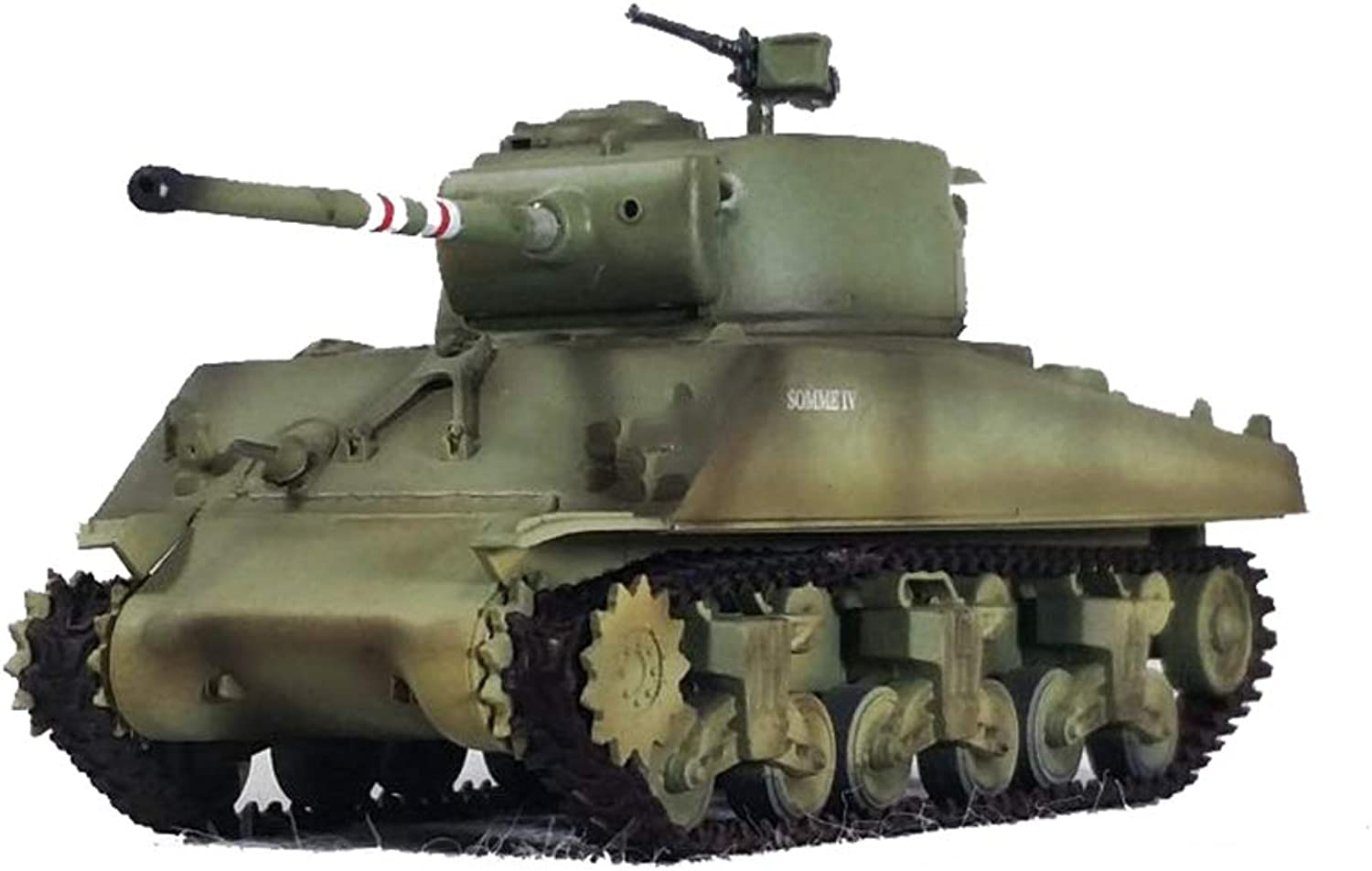 Model Toys, World War Ii Arms Usa  M4A3 (76) W  Tank Finished Model, Vintage Military Decorative Souvenirs