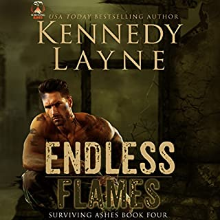 Endless Flames                   Written by:                                                                                                                                 Kennedy Layne                               Narrated by:                                                                                                                                 Rock Engle                      Length: 7 hrs and 27 mins     1 rating     Overall 4.0