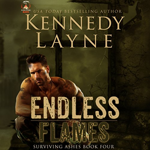 Endless Flames audiobook cover art