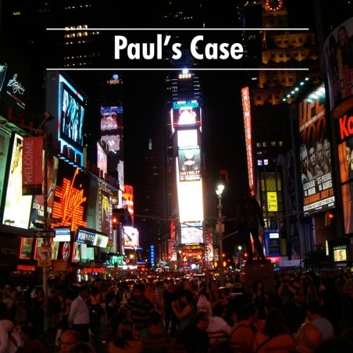 Paul's Case audiobook cover art