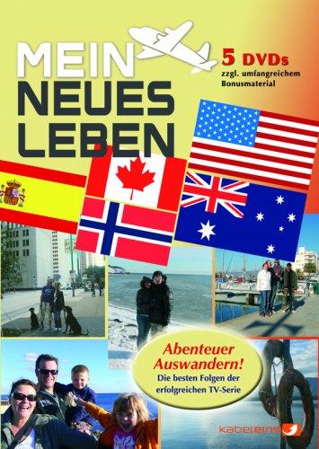 Mein neues Leben XXL - Abenteuer Auswandern (5 DVDs)