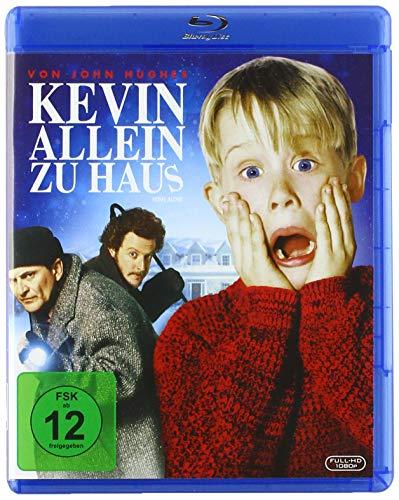 KEVIN - ALLEIN ZU HAUS (BD) [Blu-ray]