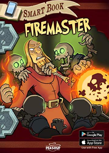Firemaster: Firemaster: Interactive Story for Kids Age 8-13 | Choose Your Own Adventure, Solve Mazes & Maths Games | Augmented Reality Kids Book + Free ... Smartphone & Tablet | Perfect Gift for B