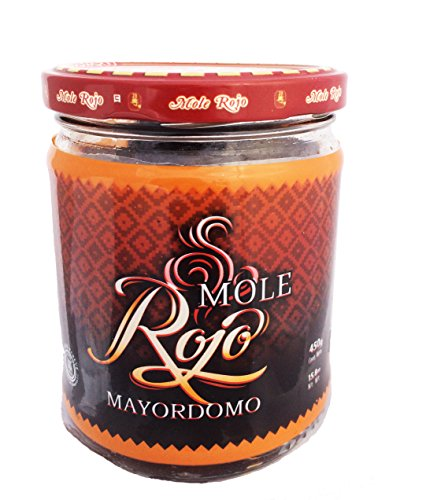 Mole Rojo Mayordomo aus Oaxaca 450 g, Mole Poblano